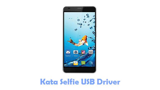 Kata Selfie USB Driver