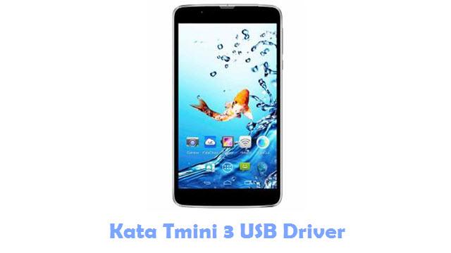 Kata Tmini 3 USB Driver