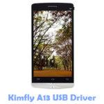 Kimfly A13 USB Driver