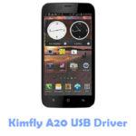 Kimfly A20 USB Driver