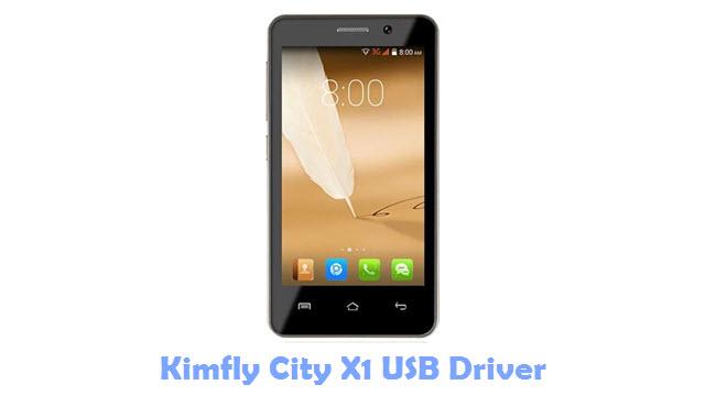 Kimfly City X1 USB Driver
