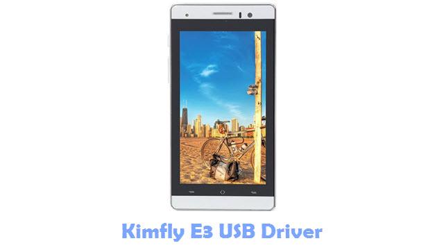 Kimfly E3 USB Driver
