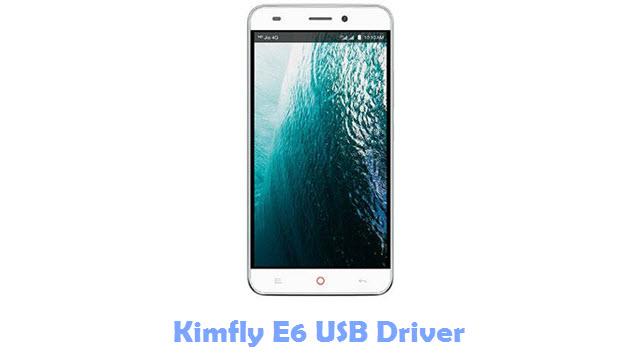 Kimfly E6 USB Driver