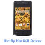 Download Kimfly K13 USB Driver