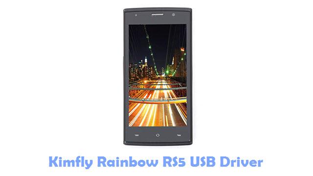 Kimfly Rainbow RS5 USB Driver
