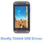 Download Kimfly T2000 USB Driver
