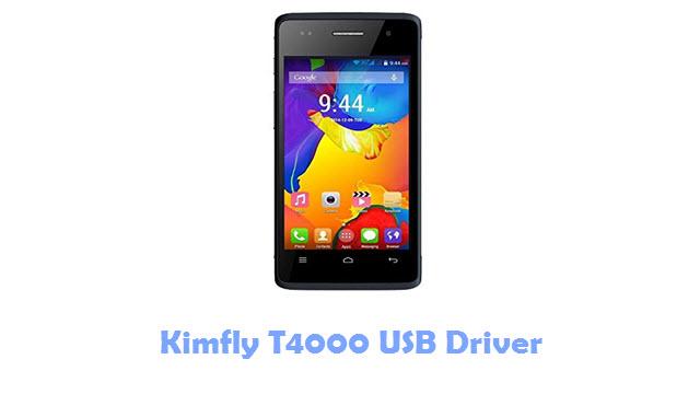 Kimfly T4000 USB Driver