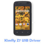 Kimfly Z7 USB Driver