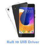 Download Kult 10 USB Driver