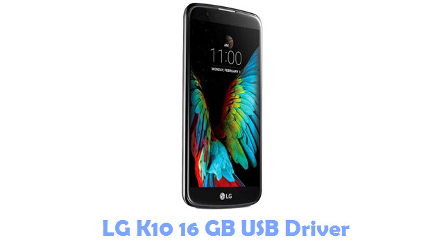 Download LG K10 16 GB USB Driver