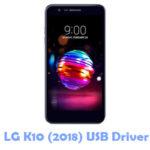 LG K10 (2018) USB Driver