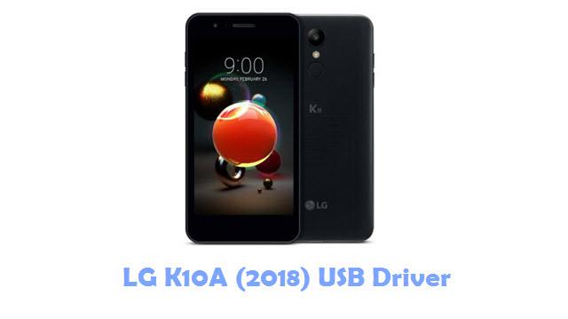 Download LG K10A (2018) USB Driver