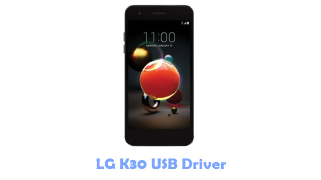 Download LG K30 USB Driver