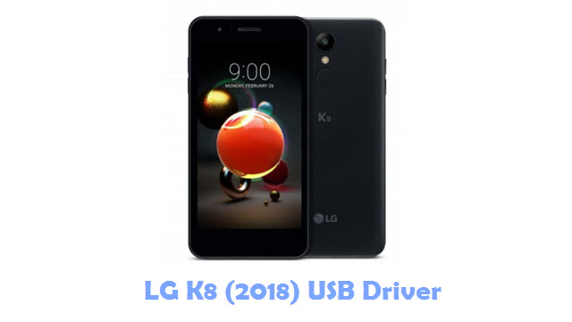 Download LG K8 (2018) USB Driver