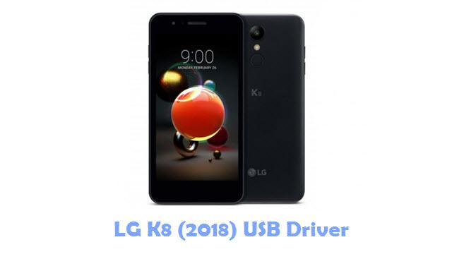LG K8 2018 USB Driver