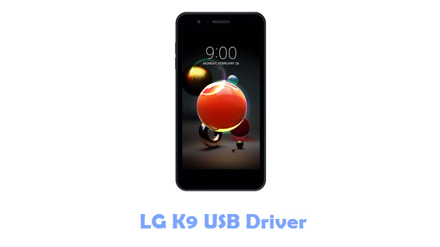 Download LG K9 USB Driver
