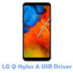 LG Q Stylus A USB Driver