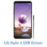 LG Stylo 4 USB Driver