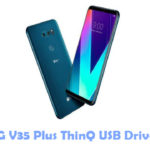 LG V35 Plus ThinQ USB Driver