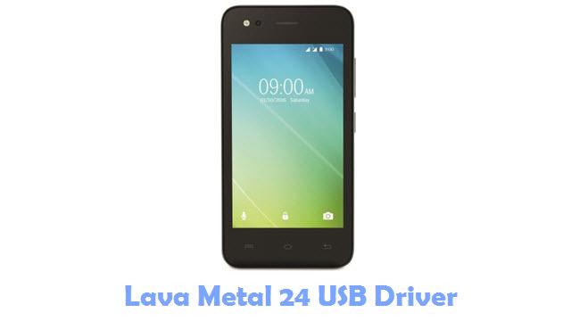 Download Lava Metal 24 USB Driver