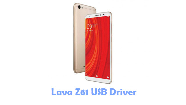Download Lava Z61 USB Driver