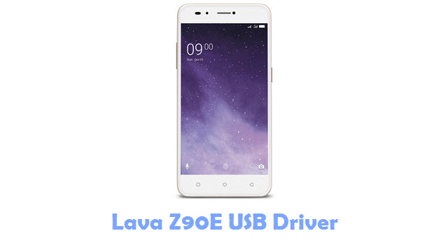 Download Lava Z90E USB Driver