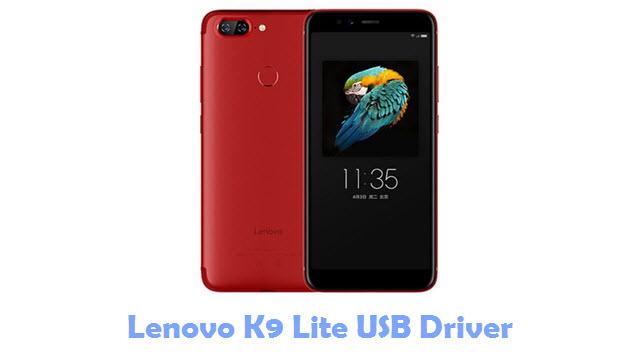 Download Lenovo K9 Lite USB Driver