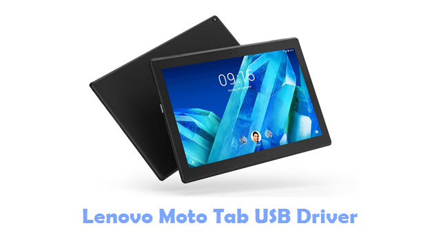 Download Lenovo Moto Tab USB Driver