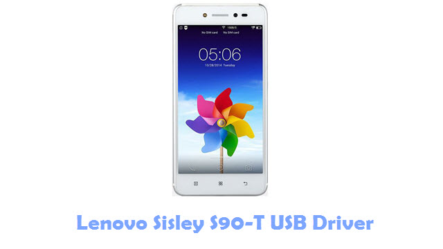 Download Lenovo Sisley S90-T USB Driver