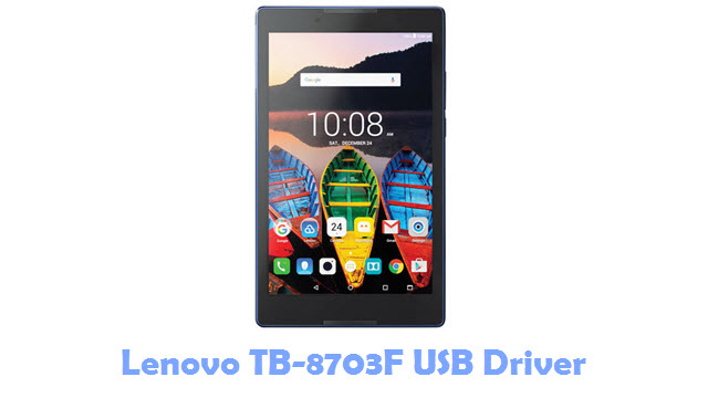 Download Lenovo TB-8703F USB Driver