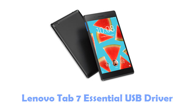 Download Lenovo Tab 7 Essential USB Driver