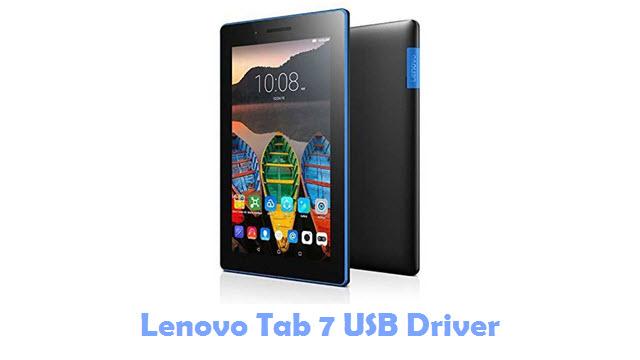 Lenovo Tab 7 USB Driver