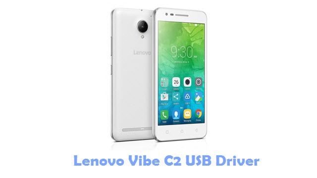 Lenovo Vibe C2 USB Driver