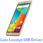 Download Lolo Lovely2 USB Driver