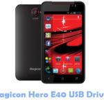Download Magicon Hero E40 USB Driver
