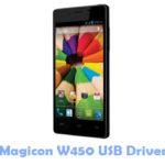 Download Magicon W450 USB Driver