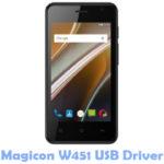 Download Magicon W451 USB Driver
