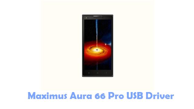 Download Maximus Aura 66 Pro USB Driver