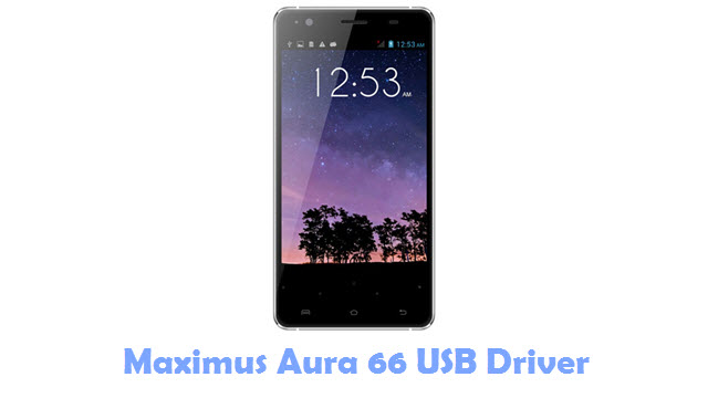 Download Maximus Aura 66 USB Driver
