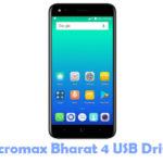 Micromax Bharat 4 USB Driver