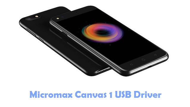 Download Micromax Canvas 1 USB Driver