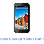 Micromax Canvas 2 Plus USB Driver