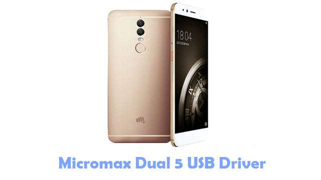 Download Micromax Dual 5 USB Driver