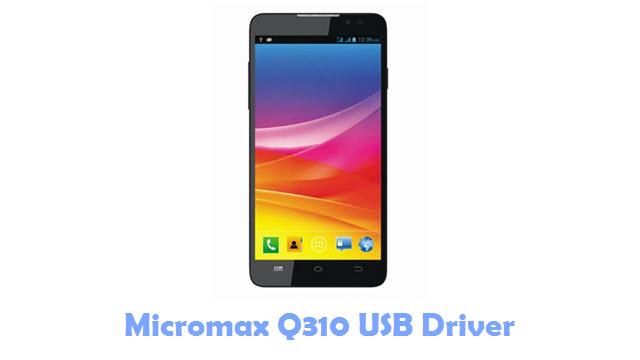Download Micromax Q310 USB Driver