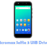 Micromax Selfie 3 USB Driver