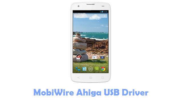 MobiWire Ahiga USB Driver