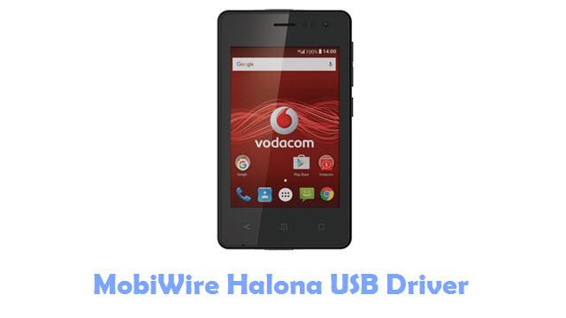 MobiWire Halona USB Driver