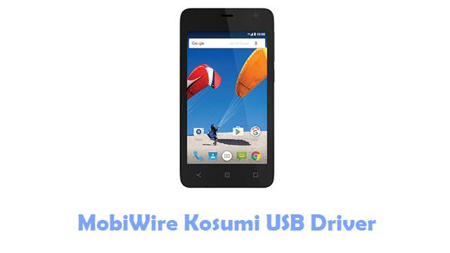 MobiWire Kosumi USB Driver