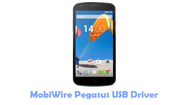 MobiWire Pegasus USB Driver