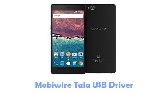 Mobiwire Tala USB Driver